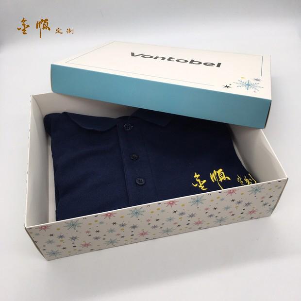Nova Listagem de Luxo Embalagem de Compras de Vestuário Personalizado Embalagem Caixa De Embalagem De Roupas para Homem & Mulher
