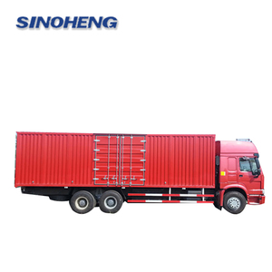 Reliable quality heavy duty truck cargo length for sale