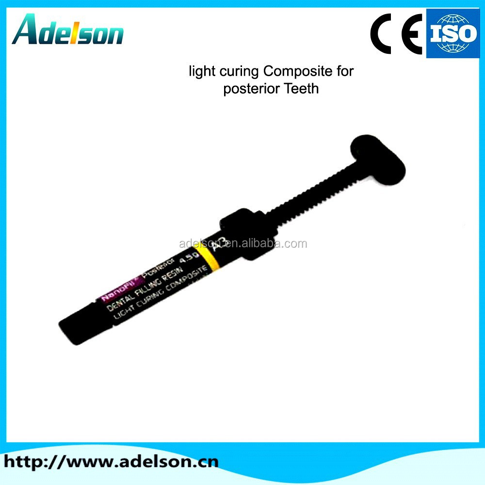 CE&ISO approval Hot-Sale Dental material/Dental light curing Composite for posterior Teeth