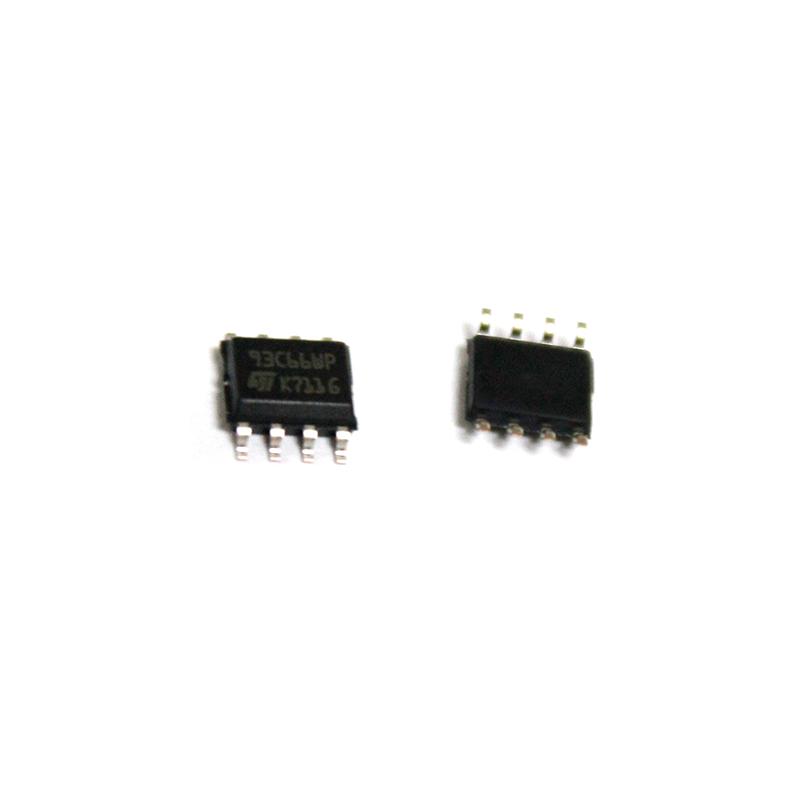 ° 93c66 EEPROM 512 x 8//256 x16 bits série microwire dip8 °