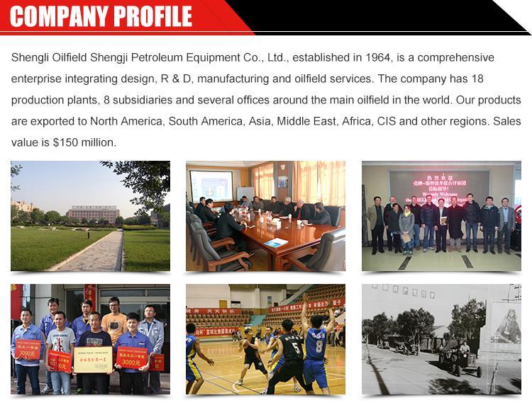 Shengji Oil Gas Production Wellhead And Christmas Tree Equipment