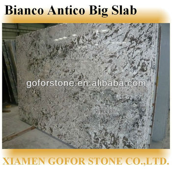 Supply Bianco Antico Granite Slab Good Price