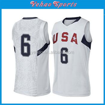 679ea4b56 Newest Customized Reversible Sublimated Basketball Jerseys - Buy ...