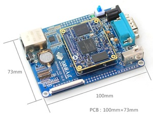Freescale i.MX6 Embedded Linux ARM Cortex-A7 Mini PC Board