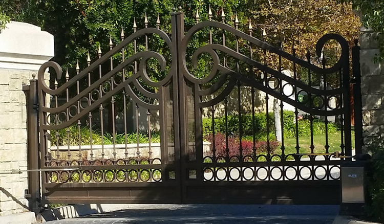 main modern steel gates designs