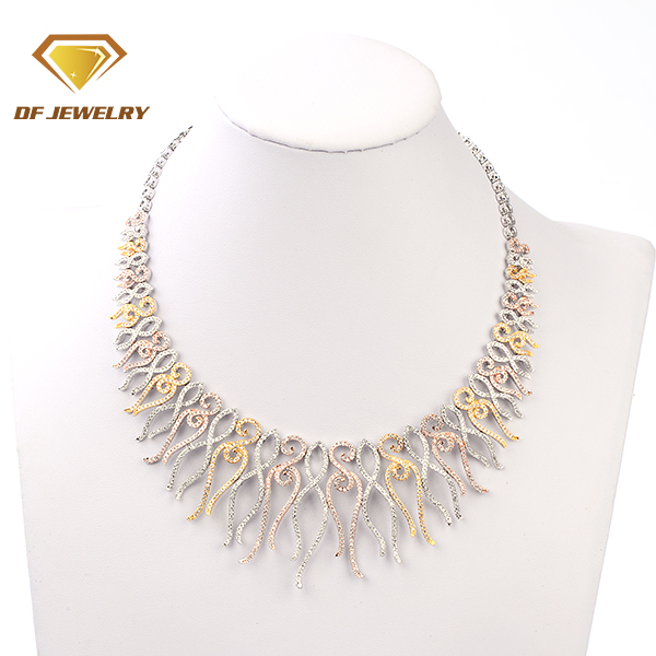 8 shape number Jewelry Set Brass, Women Jewelry Set