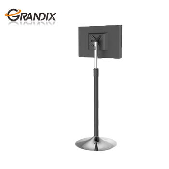 "Height Adjustable Mount for Flat Panel LED LCD Plasma Screen 13"" to 27"" , TV Display Portable Floor TV Stand"