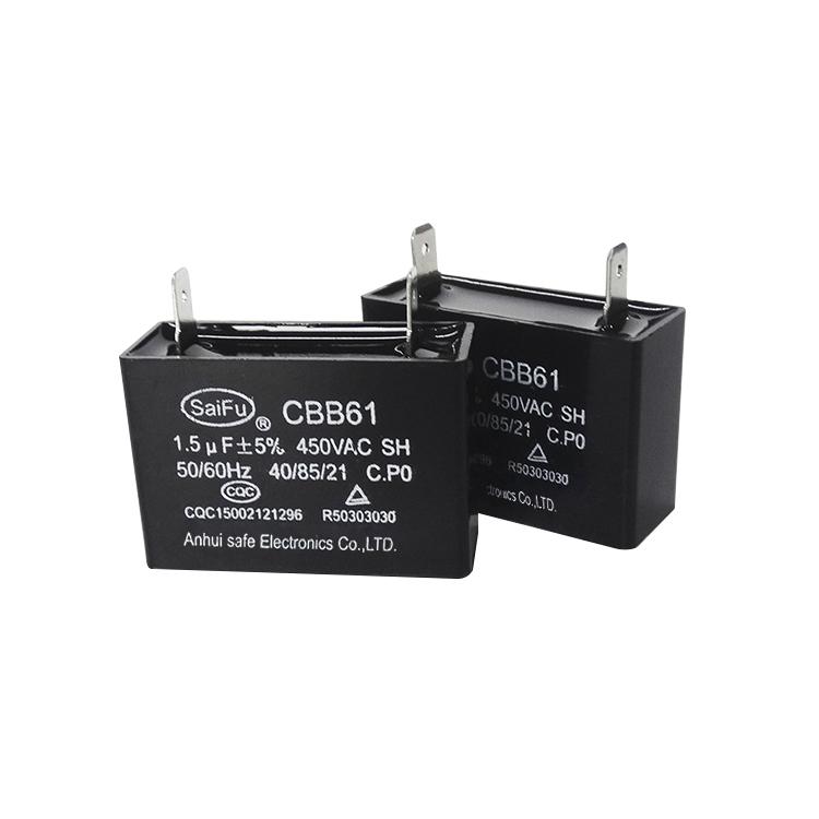 CBB60 CAPACITOR 35 MF 250 VAC 50//60 HZ