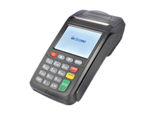 Smaller, faster and more secure, Wireless Payment Terminal BK-7210