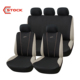 Stitch Breathable Black Car Accessories Dubai Seat Cover