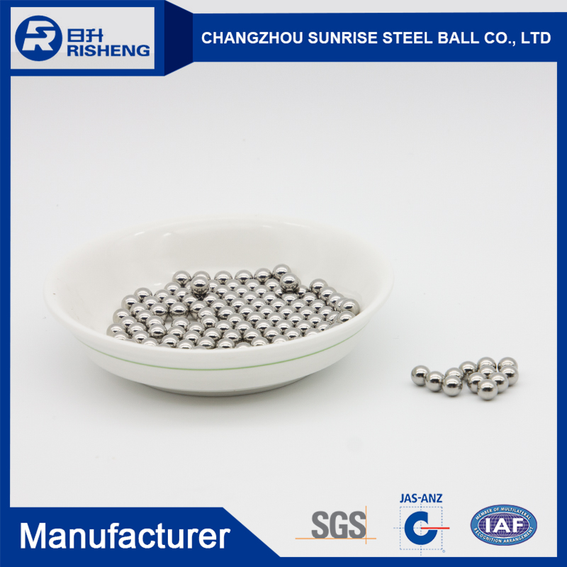 "China Supplier G100 hardened 1/4"" bicycle steel ball for bearing With Promotional Price"