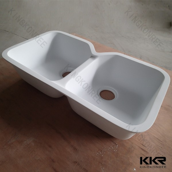 Matt White Stone Resin Kitchen Sink Inserts Buy Kitchen Sink