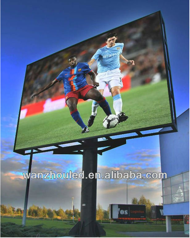 Waterproof High Quality Led Screen ! ! Ph20mm Outdoor Full Color ...