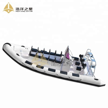 Factory Directly Provide 7m Rib Boat White Color Orca Hypalon Material -  Buy 7m Rib Boat,White Color Inflatable Boat,Orca Hypalon Material Boat