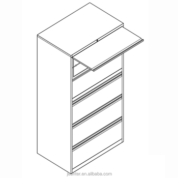 drawer walmart contemporary designs office in letter the organizer file cabinet com dividers tfofw