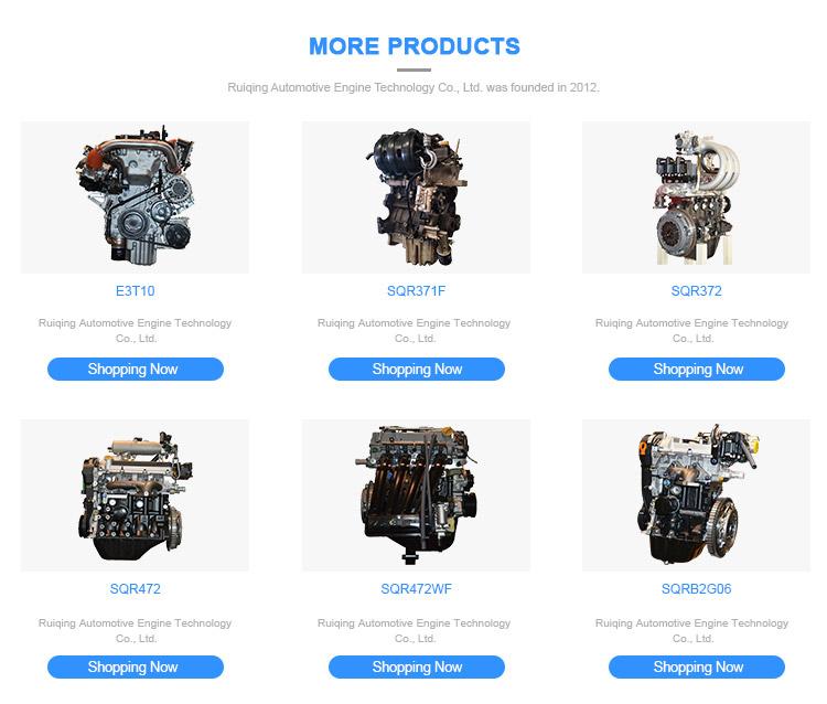 Engine Assembly/ Petrol utv/Atv Engine SQR372F