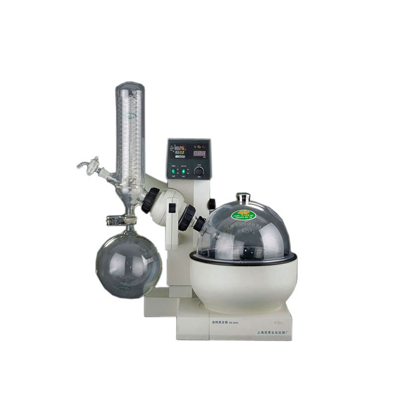 RE-3000A evaporador rotatorio vacío para laboratorio extractos