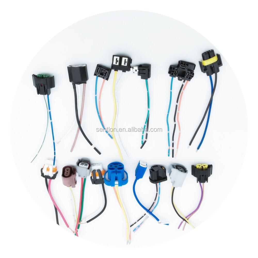 BA9S/T11 LED Douille D'ampoule avec Connecteur De Câble pour Voiture Camion