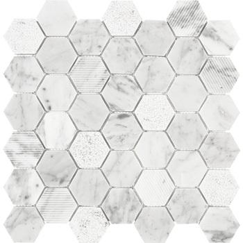 Decorstone24 Blanc Italie Tuile Hexagonale Carrera Carrelage En Marbre Mosaique Pour Dosseret Buy Carrelage En Marbre Blanc Carrera Carrelage Hexagonal Carrelage Hexagonal Product On Alibaba Com