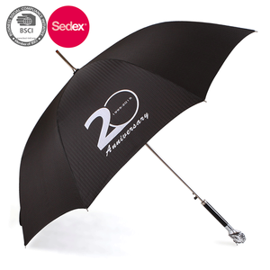 High-class and luxury artificial umbrella for gentleman