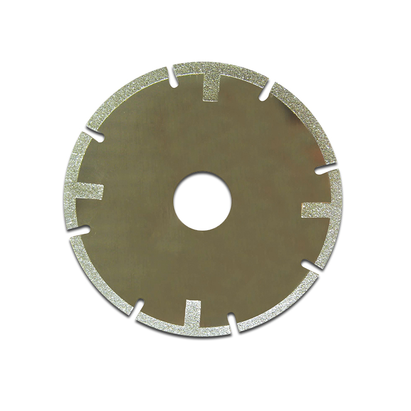 Glass Cutting Laminate Stone Blade Wet Eletroplated Diamond Saw Blade