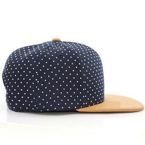 4437fa8d75e Polka Dot Snapback Cap