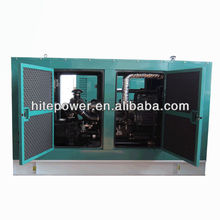 Global Service Competitive Price 100KW Silent diesel generator with cummins