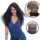 Joedir 360 Lace Frontal Human Hair Wig Brazilian Straight body Curly Remy Hair 360 lace Wig With Baby Hair Natural Color