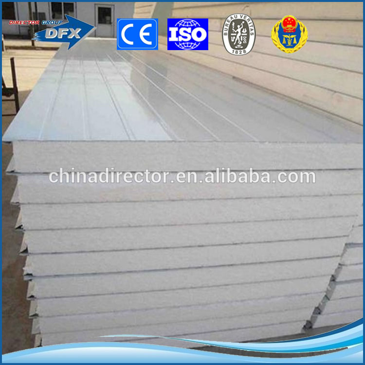 Cheapest Prefab Houses Polyurethane Wall And Roof Eps Sandwich Panels