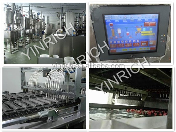 High Speed Automatic Lollipop making machine