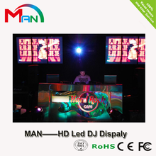 3D viewing video display led light wall panels LED Dance Floor LED 3D Mapping DJ booth