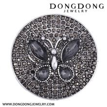 Top grade unique design on sale tie alloy brooch