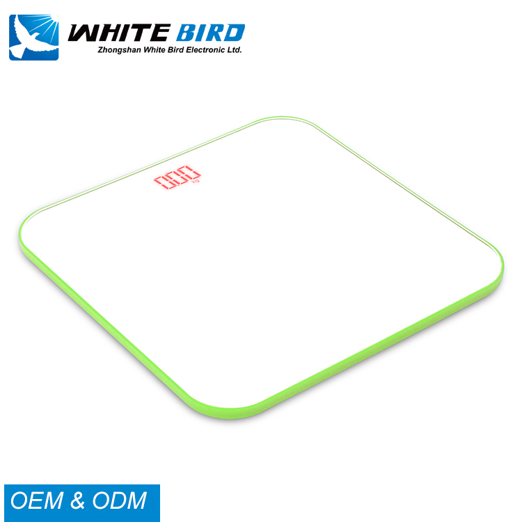180kg LED Display Commercial Bathroom Digital Electronic Weighing Scales In China