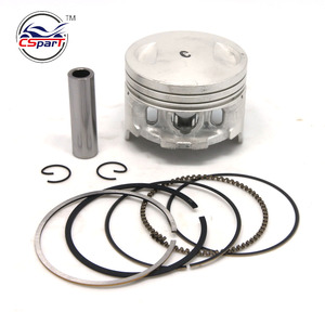 62mm 13mm 0.8mm Ring Piston Kit for Honda CG150M CG125ES CG 150 150CC 162FMJ Euro 2 Motorcycle Parts