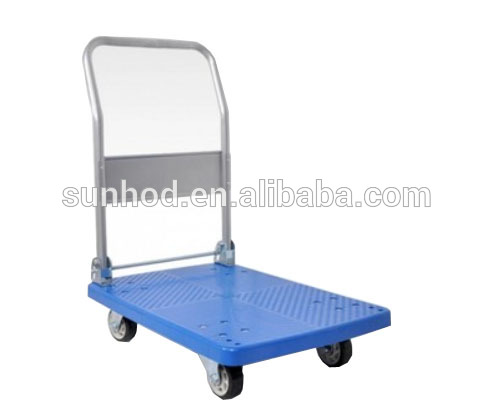 Professional galley cart trolley with CE certificate