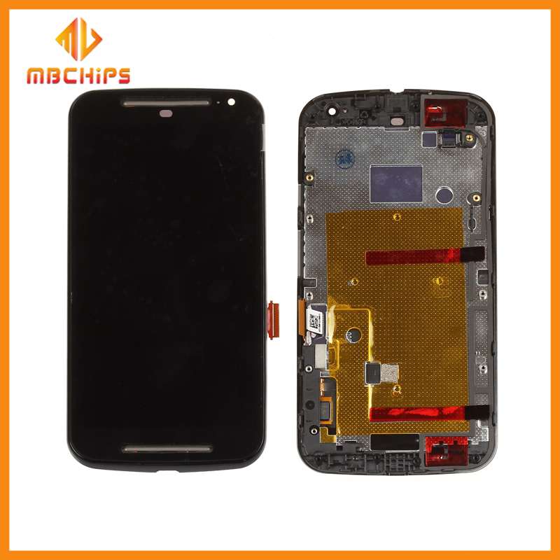 New Product 2017 for Motorola Moto G2 XT1063 XT1068 XT1069 LCD with Digitizer Assembly
