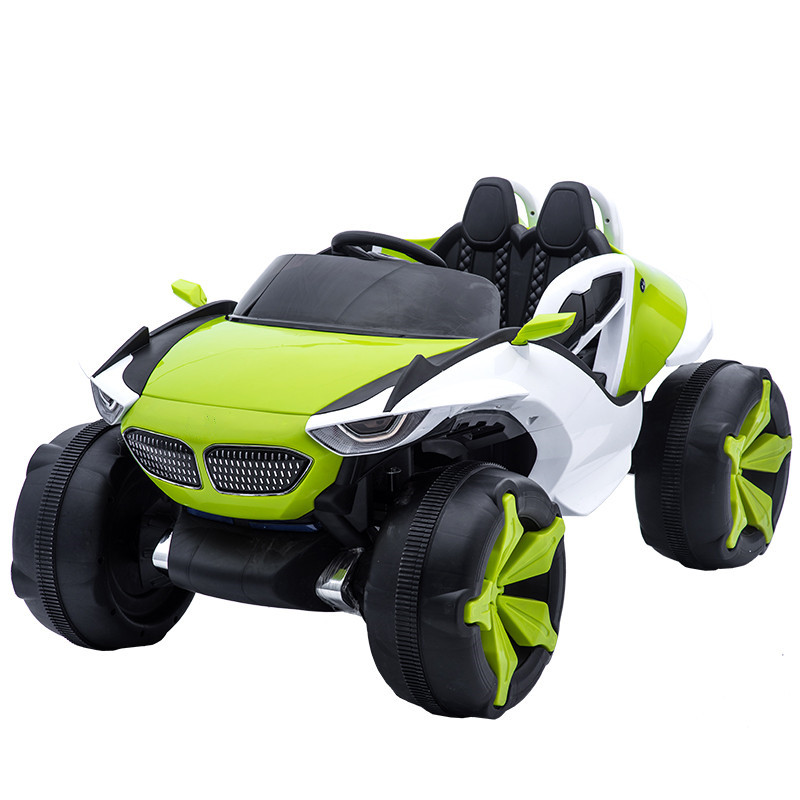 New big kidsToy Car EVA wheels electric car for big children to drive