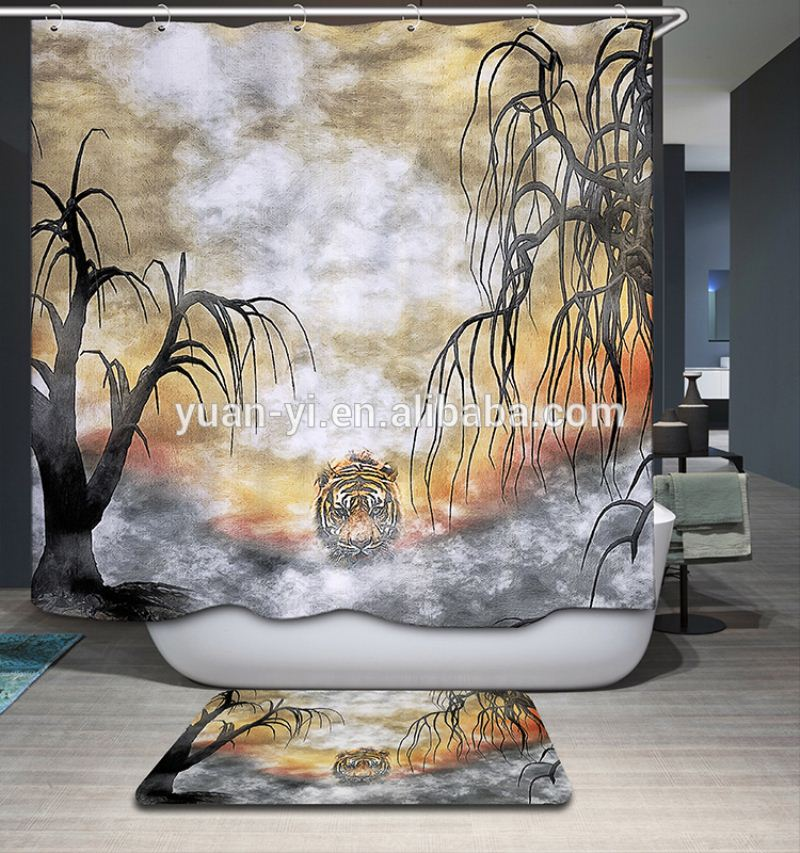 72x84 Shower Curtain, 72x84 Shower Curtain Suppliers and ...