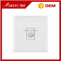 China gold supplier crazy selling dimmer switch with alarm clock