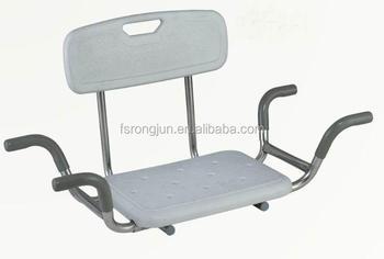 Pe bagno sedia schienale applicare sulla vasca da bagno per