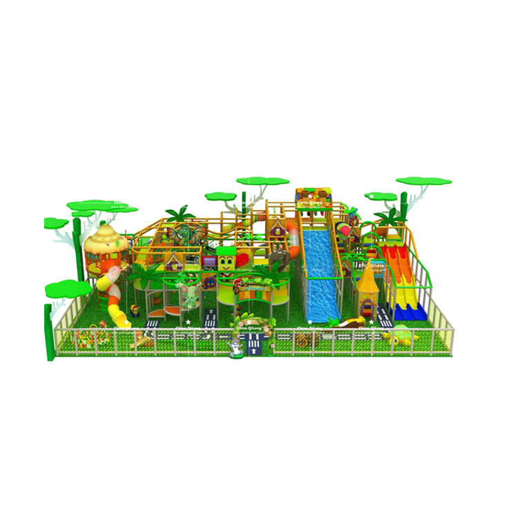 New Arrival Entertainment Equipment Kids Indoor Playground