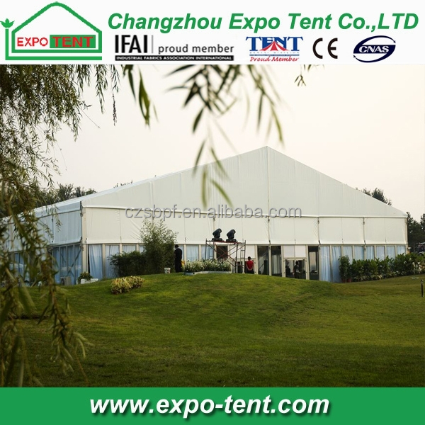 30x50 aluminum frame tent in China for sale