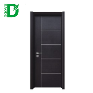 interior mdf wood door designs pvc bathroom/toilet door