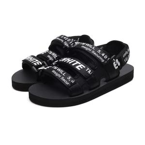 New design beach sport sandals for men factory custom summer walking sport  slip resistance casual men footwear sandals slippers