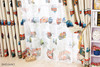 wholesale high quality kids cartoon curtains