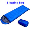 Alibaba Express Outdoor Camping Envelope Sleeping Bag, Inflatable Banana Sleeping Bag