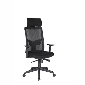 Office Chair Executive Furniture 360 Degree Headrest 100% polyester Swivel Mesh Office Chair