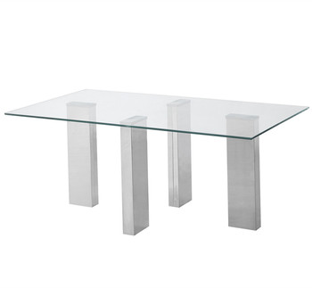 Livingroom Tempered Glass Top With Mdf Leg Coffee Table For Home Furniture  - Buy Glass Top Coffee Table,Table Top Glass Support,Living Room Furniture  ...