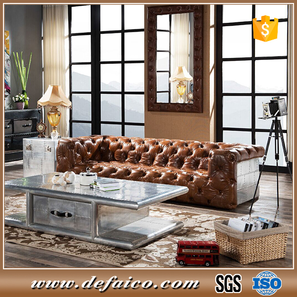 Brilliant Luxury Aviation Used Chesterfield Brown Leather Sectional Sofa Buy Aviator Used Chesterfield Leather Sofa Aviator Brown Leather Sectional Gmtry Best Dining Table And Chair Ideas Images Gmtryco