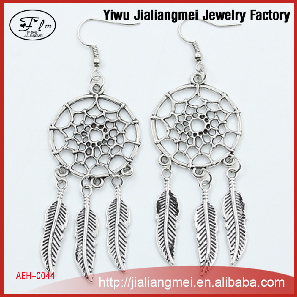 Dream Catcher Earrings, Dream Catcher Earrings Suppliers And Manufacturers  At Alibaba
